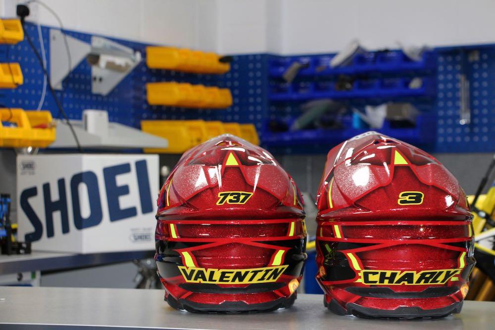 sr75 supercross helmets