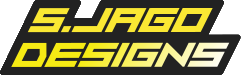 S Jago Designs – Custom Automotive Paintwork in Chichester, West Sussex Logo